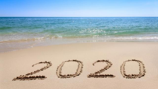 2020年鼠年经典创新艺术字设计