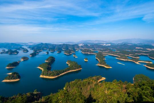 浙江千岛湖风景