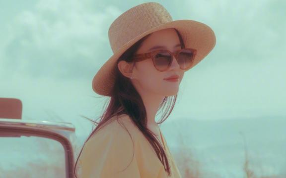 刘亦菲仙气复古写真