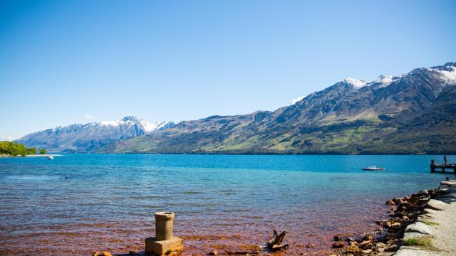 探寻新西兰的大自然唯美风光
