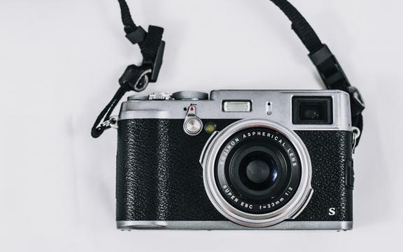 经典怀旧的复古相机