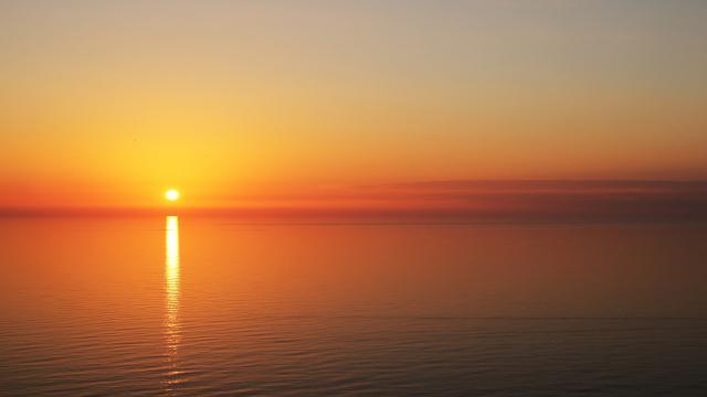 有一种美丽叫夕阳