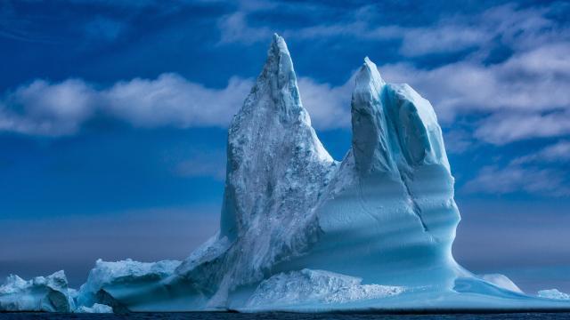 世界最大岛屿:格陵兰岛