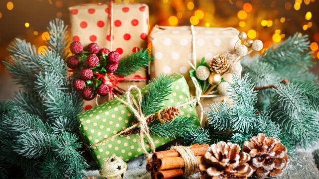 一年一度的圣诞节