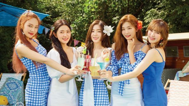 韩国女子演唱组合Red Velvet