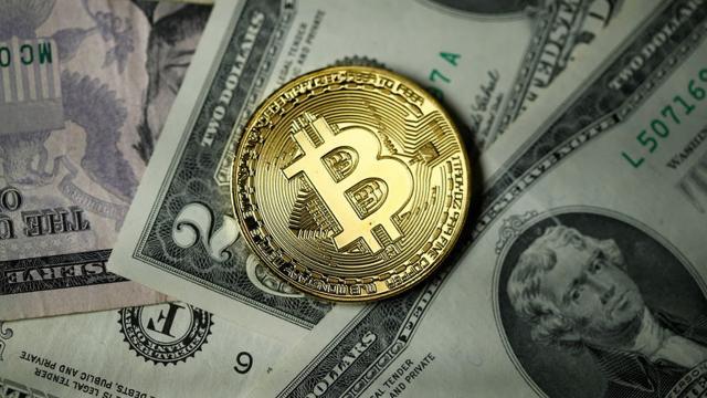 数字货币比特币