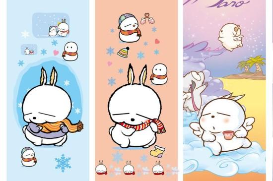 韩国卡通流氓兔
