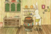 韩国lapinfee插画兔子