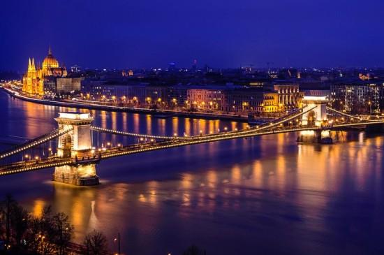 欧洲美丽迷人的风景