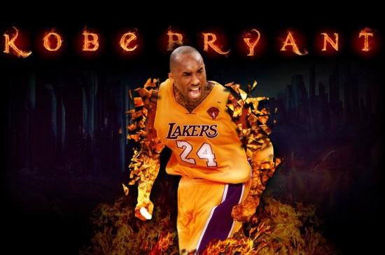 NBA篮球飞侠科比