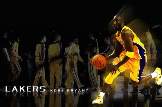 篮球巨星科比