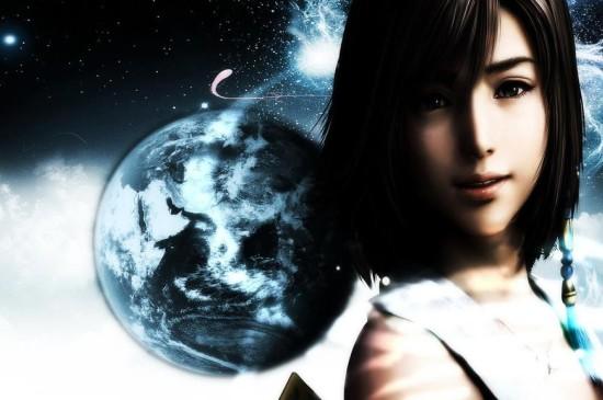 最终幻想历代美女主角
