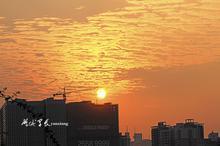早安唯美的鹏城图片