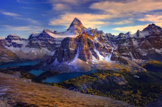 大自然壮阔风景