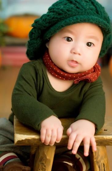 可爱的宝宝