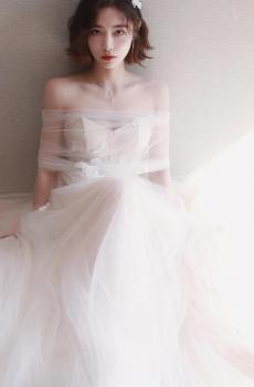 许佳琪甜美性感可爱写真