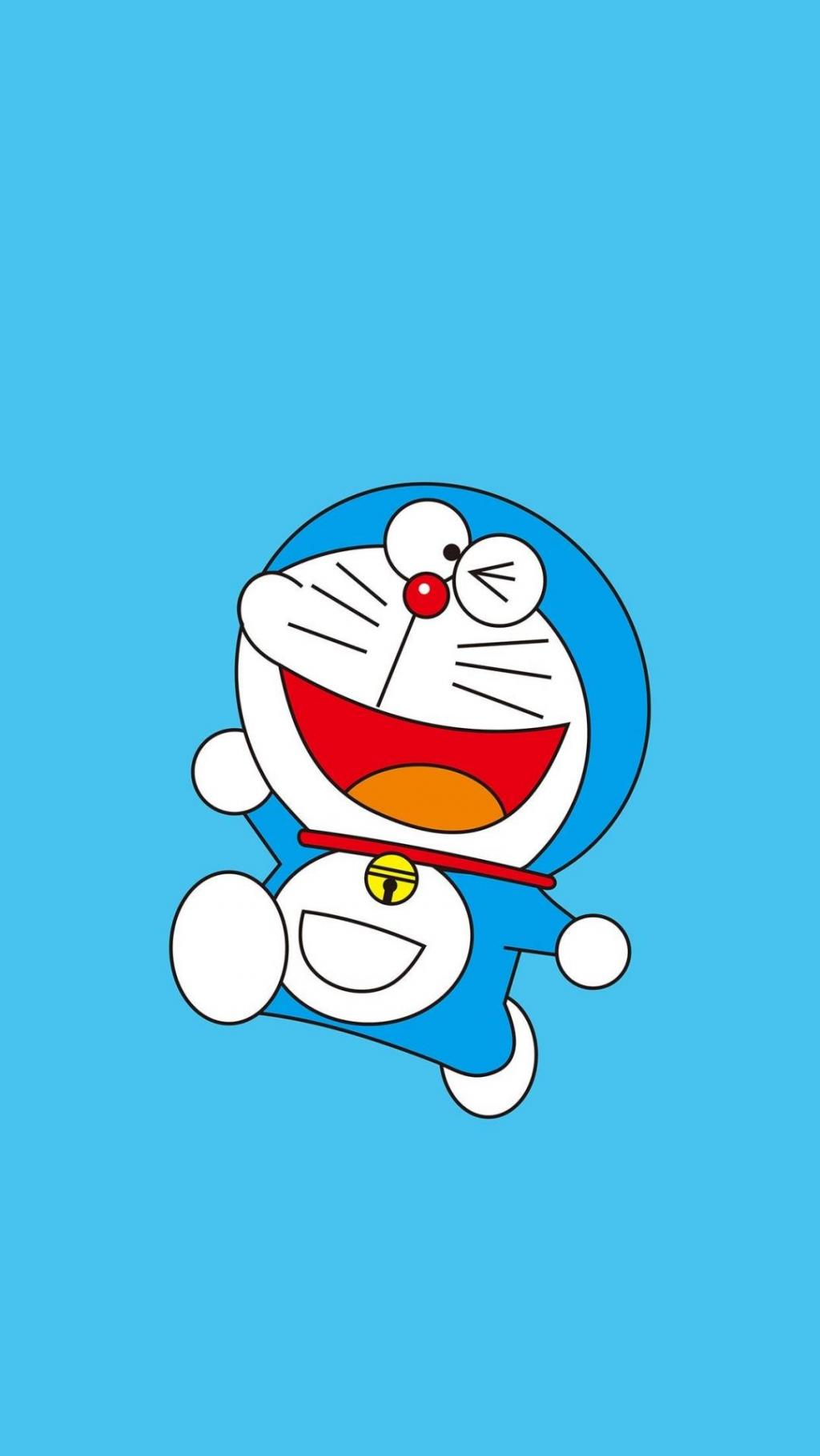 呆萌系卡通人物哆啦A梦