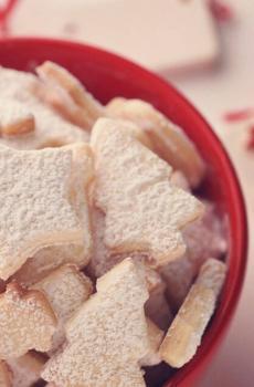 圣诞节的小饼干