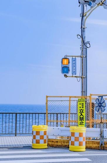 小清新日本城镇迷人风景