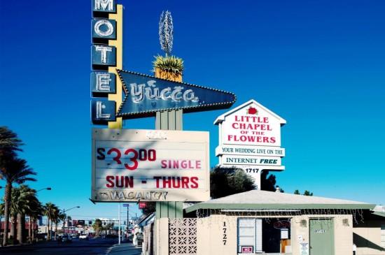 拉斯维加斯——一座用黄金堆砌的都市