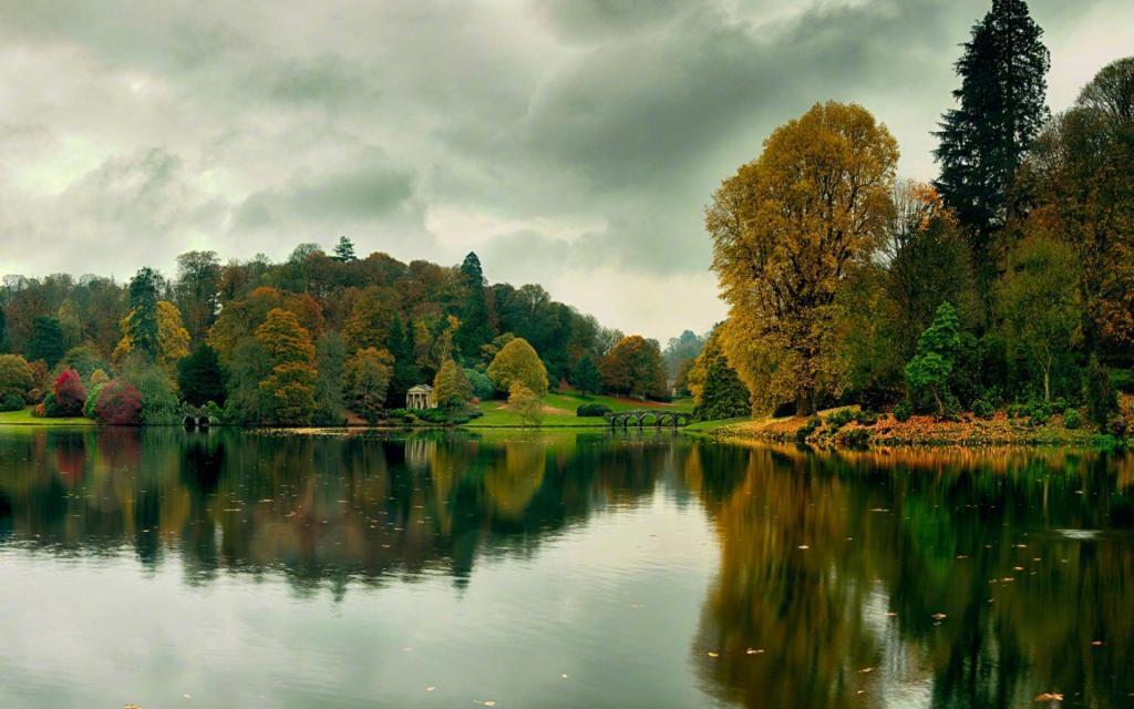 大自然秀丽美景