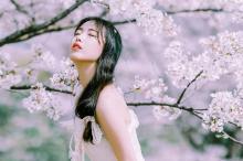 极品性感美女薄纱长裙白嫩户外迷人写真