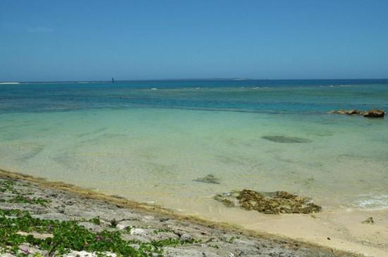 日本冲绳唯美海景
