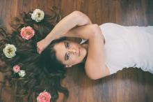 唯美又性感的欧美美女写真