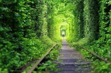 乌克兰爱的隧道