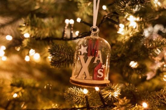 圣诞节和平安夜喜庆元素