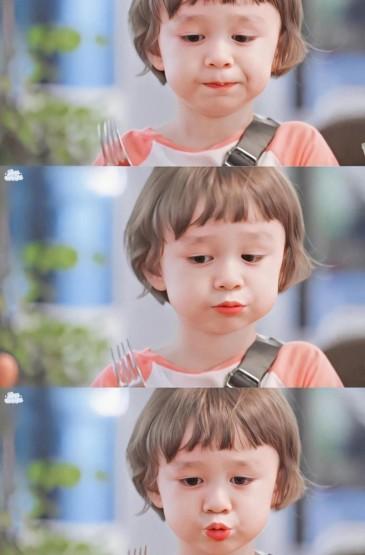 可爱俏皮小男孩清纯精致唯美写真