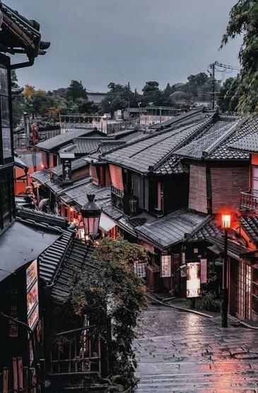 日本的街道
