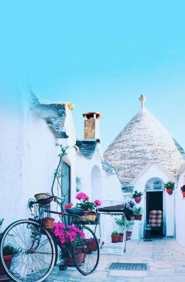 地中海风情建筑