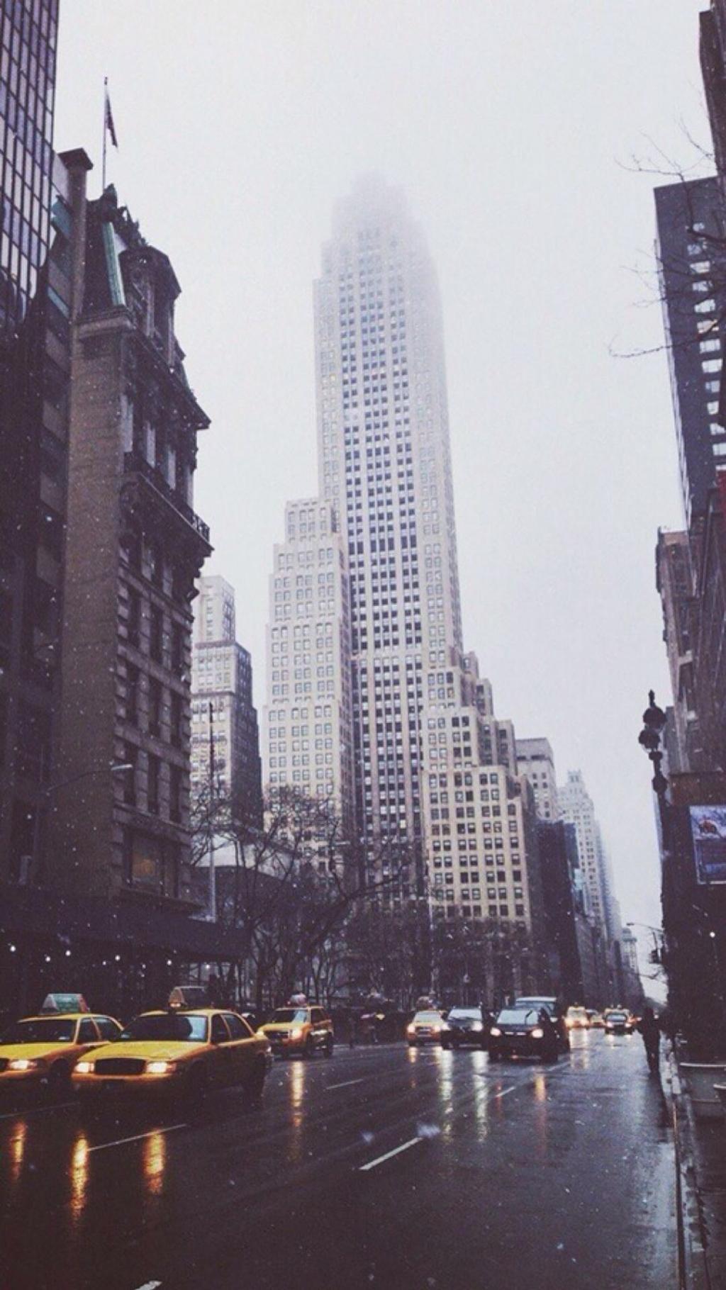 唯美城市建筑风景