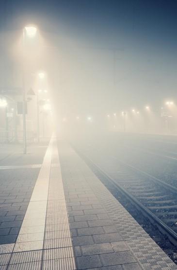 雾霾与光芒